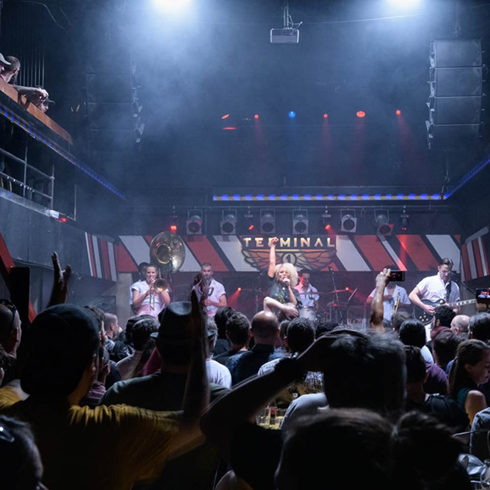 Music Club Terminal 1